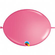 Qualatex Quick Link Balloons - 12 Inch Rose Quick Link Balloons (50pcs)